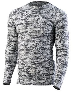 Youth Hyperform Long-Sleeve Compression Shirt-