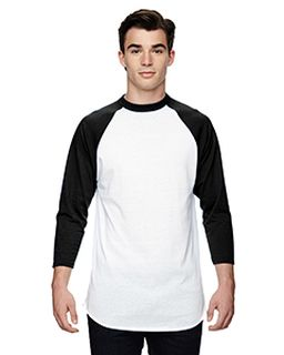 Adult 3/4-Sleeve Baseball Jersey-