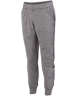 Adult Tonal Heather Fleece Jogger-Augusta Sportswear