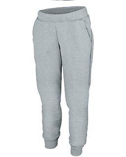 Ladies Tonal Heather Fleece Jogger-