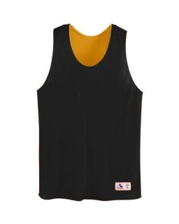 Tricot Mesh Reversible Tank-Augusta Sportswear