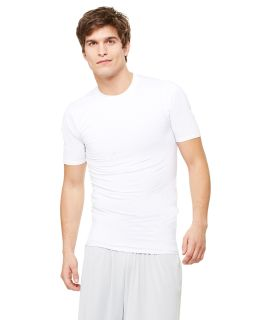 Mens Compression Short-Sleeve T-Shirt-All Sport