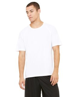 Unisex Performance Short-Sleeve Raglan T-Shirt-