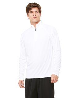 Unisex Quarter-Zip Lightweight Pullover-