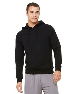 Unisex Performance Fleece Pullover Hoodie-All Sport