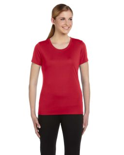Ladies Performance Short-Sleeve T-Shirt-All Sport