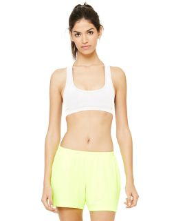 Ladies Mesh Back Sports Bra