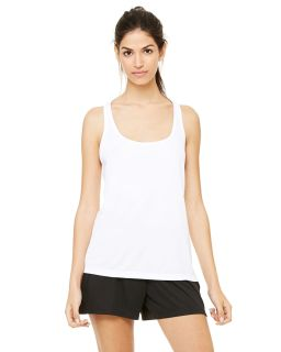 Ladies Performance Racerback Tank-