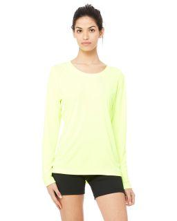 Ladies Performance Long-Sleeve T-Shirt-