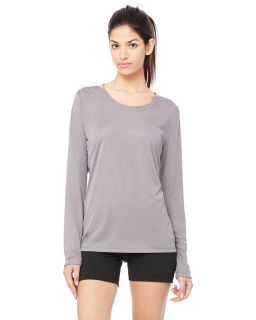 Ladies Performance Long-Sleeve T-Shirt-All Sport