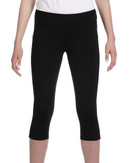 Ladies Capri Legging-All Sport