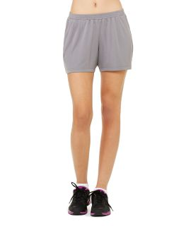 For Team 365 Ladies Performance Short-All Sport