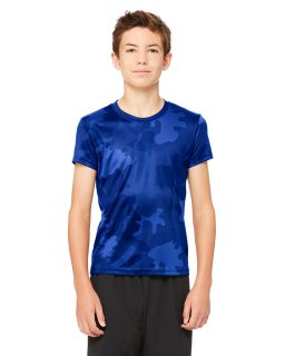 Youth Performance Short-Sleeve T-Shirt-All Sport