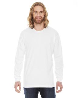 Unisex Fine Jersey Usa Made Long-Sleeve T-Shirt-American Apparel
