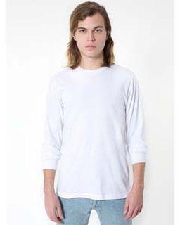 Unisex Organic Fine Jersey Long-Sleeve T-Shirt-