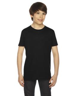 Youth Fine Jersey Usa Made Short-Sleeve T-Shirt-