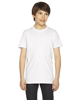 Youth Fine Jersey Short-Sleeve T-Shirt-