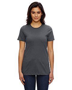 Ladies Classic T-Shirt-American Apparel