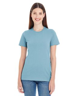 Ladies Organic Fine Jersey Classic T-Shirt-American Apparel