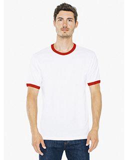 Unisex Fine Jersey Ringer T-Shirt-
