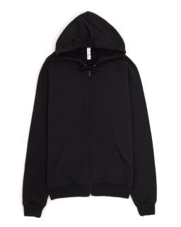 Unisex California Fleece Zip Hoodie-American Apparel