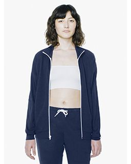 Unisex Interlock Track Jacket-
