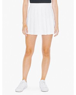 Ladies Tennis Skirt-American Apparel