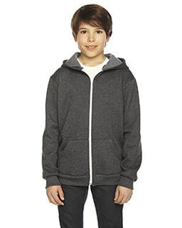 Youth Flex Fleece Zip Hoodie-
