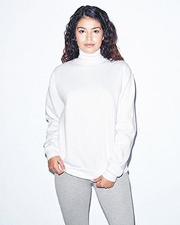 Adult Flex Fleece Turtleneck-American Apparel