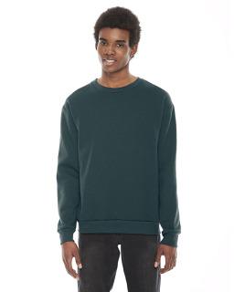 Unisex Flex Fleece Drop Shoulder Pullover Crewneck-