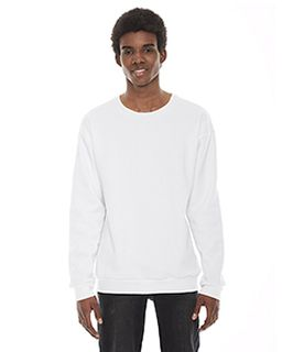 Unisex Flex Fleece Drop Shoulder Pullover Crewneck-