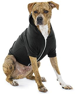 Flex Fleece Dog Hooded Sweatshirt-American Apparel
