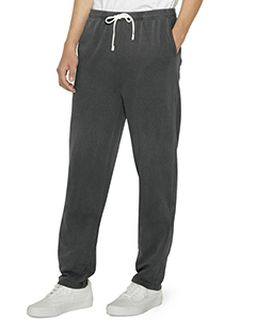 Unisex French Terry Open Bottom Pant-American Apparel