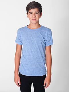 Youth Triblend Short-Sleeve T-Shirt-