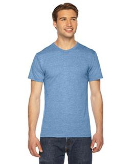 Unisex Triblend Short-Sleeve Track T-Shirt-