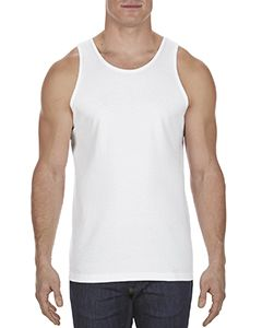 Adult 6.0 Oz., 100% Cotton Tank Top-Alstyle