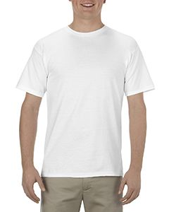 Adult 5.5 Oz., 100% Soft Spun Cotton T-Shirt-