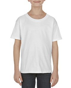 Youth 5.1 Oz., 100% Soft Spun Cotton T-Shirt-