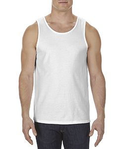 Adult 4.3 Oz., Ringspun Cotton Tank Top-Alstyle