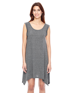 Ladies Sharkbite Eco Jersey Triblend Dress-