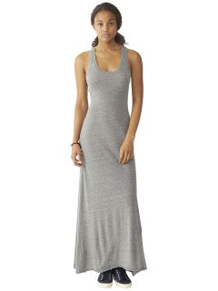 Ladies Racerback Eco-Jersey Maxi Dress
