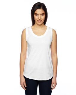 Ladies Muscle Cotton Modal T-Shirt-