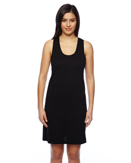 Ladies Effortless Cotton Modal Tank Dress-Alternative