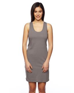 Ladies Effortless Cotton Modal Tank Dress