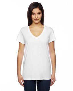 Ladies Everyday Cotton Modal V-Neck