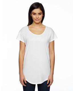 Ladies Origin Cotton Modal T-Shirt-