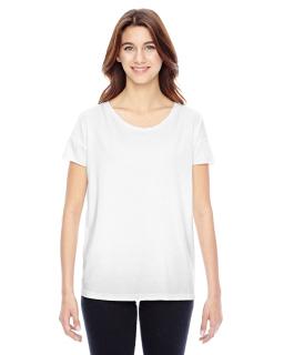 Ladies Rocker Garment-Dyed T-Shirt-
