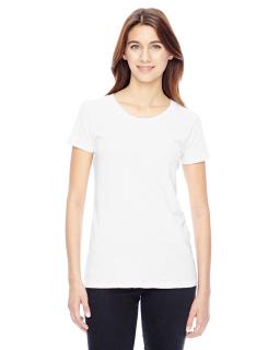 Ladies Vintage Garment-Dyed T-Shirt-