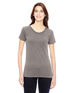 Ladies Vintage Garment-Dyed T-Shirt-