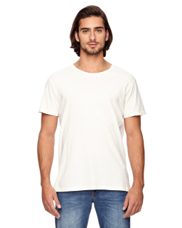 Mens Heritage Garment-Dyed Distressed T-Shirt-